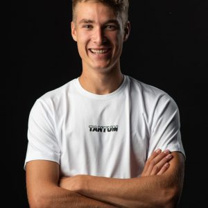 Rutger Schipper freerun shirt wit