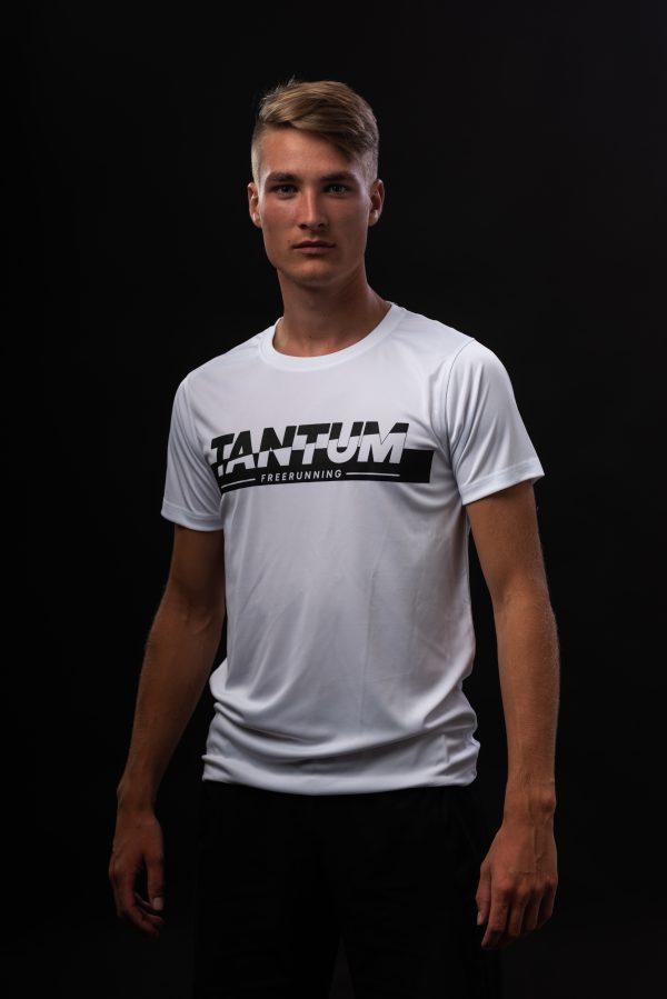 Tantum Freerunning shirt Wit