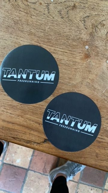 Sticker Team Tantum